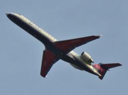aquaさんが、小松空港で撮影したアイベックスエアラインズ CL-600-2C10 Regional Jet CRJ-702の航空フォト(写真)