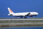 動物村猫君さんが、大分空港で撮影したエア・ヨーロッパ 777-2Q8/ERの航空フォト(写真)