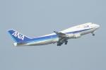 Koenig117さんが、中部国際空港で撮影した全日空 747-481の航空フォト(写真)