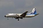 Gambardierさんが、伊丹空港で撮影したエアーニッポン YS-11-111の航空フォト(写真)