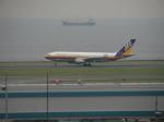 門っこさんが、羽田空港で撮影した日本エアシステム A300B2K-3Cの航空フォト(写真)