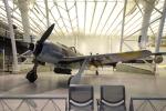 Koenig117さんが、ワシントン・ダレス国際空港で撮影したドイツ空軍 Fw-190F-8/R1の航空フォト(写真)