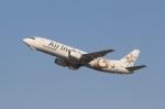 TAOTAOさんが、青島流亭国際空港で撮影したエア・インチョン 737-4Y0/SFの航空フォト(写真)