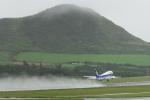 たーぼーさんが、新石垣空港で撮影したANAウイングス 737-54Kの航空フォト(写真)