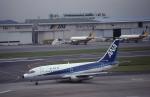 kumagorouさんが、羽田空港で撮影した全日空 737-281/Advの航空フォト(写真)