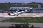 EarthScapeさんが、南紀白浜空港で撮影した日本エアシステム MD-87 (DC-9-87)の航空フォト(写真)
