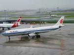 いもつさんが、羽田空港で撮影した中国国際航空 A330-343Xの航空フォト(写真)