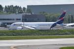 romyさんが、ボーイングフィールドで撮影したラン航空 787-9の航空フォト(写真)