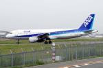 Airbus350さんが、福岡空港で撮影した全日空 A320-211の航空フォト(写真)