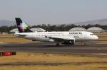 speedbird019さんが、メキシコ・シティ国際空港で撮影したボラリス A319-133の航空フォト(写真)
