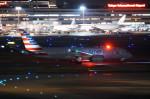 pringlesさんが、羽田空港で撮影したアメリカン航空 787-8 Dreamlinerの航空フォト(写真)