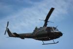 ましゅうさんが、福岡駐屯地で撮影した陸上自衛隊 UH-1Jの航空フォト(写真)