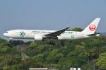 Wings Flapさんが、福岡空港で撮影した日本航空 777-246の航空フォト(写真)