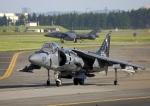 new_2106さんが、横田基地で撮影したアメリカ海兵隊 AV-8B Harrier IIの航空フォト(写真)