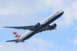 miyapppさんが、羽田空港で撮影したブリティッシュ・エアウェイズ 777-336/ERの航空フォト(写真)