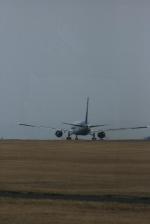 た~けさんが、鹿児島空港で撮影した全日空 767-381の航空フォト(写真)