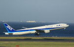VIPERさんが、羽田空港で撮影した全日空 777-381の航空フォト(写真)