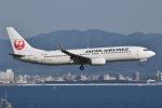 JA8961RJOOさんが、関西国際空港で撮影した日本航空 737-846の航空フォト(写真)