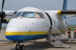 NZL32さんが、宮古空港で撮影した琉球エアーコミューター DHC-8-103Q Dash 8の航空フォト(写真)