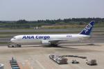 meijeanさんが、成田国際空港で撮影した全日空 767-381F/ERの航空フォト(写真)