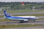 meijeanさんが、成田国際空港で撮影したANAウイングス 737-5L9の航空フォト(写真)
