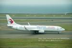 かみきりむしさんが、中部国際空港で撮影した中国東方航空 737-89Pの航空フォト(写真)
