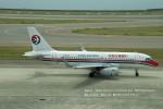 かみきりむしさんが、中部国際空港で撮影した中国東方航空 A319-132の航空フォト(写真)