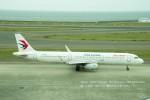 かみきりむしさんが、中部国際空港で撮影した中国東方航空 A321-231の航空フォト(写真)