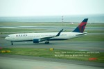 かみきりむしさんが、中部国際空港で撮影したデルタ航空 767-332/ERの航空フォト(写真)
