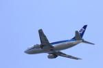 いんふぃさんが、関西国際空港で撮影したANAウイングス 737-54Kの航空フォト(写真)