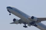 リクパパさんが、関西国際空港で撮影したキャセイパシフィック航空 777-367の航空フォト(写真)