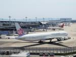 いもつさんが、関西国際空港で撮影したチャイナエアライン 777-309/ERの航空フォト(写真)