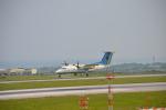 NZL32さんが、新石垣空港で撮影した琉球エアーコミューター DHC-8-103Q Dash 8の航空フォト(写真)