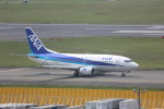 meijeanさんが、成田国際空港で撮影したANAウイングス 737-54Kの航空フォト(写真)