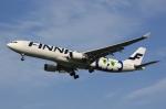 Semirapidさんが、福岡空港で撮影したフィンエアー A330-302Xの航空フォト(写真)