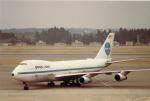 JA8037さんが、成田国際空港で撮影したパンアメリカン航空 747-121の航空フォト(写真)