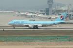 resocha747さんが、仁川国際空港で撮影した大韓航空 747-4B5の航空フォト(写真)