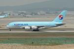 resocha747さんが、仁川国際空港で撮影した大韓航空 A380-861の航空フォト(写真)