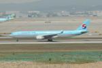 resocha747さんが、仁川国際空港で撮影した大韓航空 A330-323Xの航空フォト(写真)