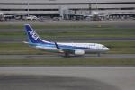 サリーちゃんのパパさんが、羽田空港で撮影した全日空 737-781/ERの航空フォト(写真)