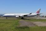 tak✈さんが、福岡空港で撮影したチャイナエアライン A340-313Xの航空フォト(写真)