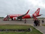 atiiさんが、ナコンパノム空港で撮影したタイ・エアアジア A320-216の航空フォト(写真)