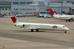 apphgさんが、中部国際空港で撮影した日本航空 MD-81 (DC-9-81)の航空フォト(写真)