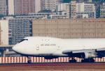 JA8037さんが、啓徳空港で撮影したエアー・ホンコン 747-132(SF)の航空フォト(写真)