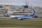 meijeanさんが、伊丹空港で撮影したANAウイングス 737-54Kの航空フォト(写真)