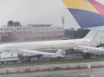 nibarikiさんが、天津浜海国際空港で撮影した不明 767-346の航空フォト(写真)