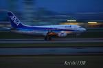 けーし135Rさんが、小松空港で撮影したANAウイングス 737-54Kの航空フォト(写真)