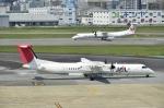 sky77さんが、福岡空港で撮影した日本エアコミューター DHC-8-402Q Dash 8の航空フォト(写真)