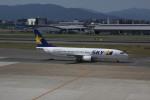 しかばねさんが、福岡空港で撮影したスカイマーク 737-86Nの航空フォト(写真)