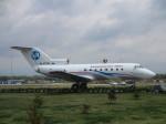 Speed Birdさんが、ウラジオストク空港で撮影したウラジオストク航空 Yak-40の航空フォト(写真)